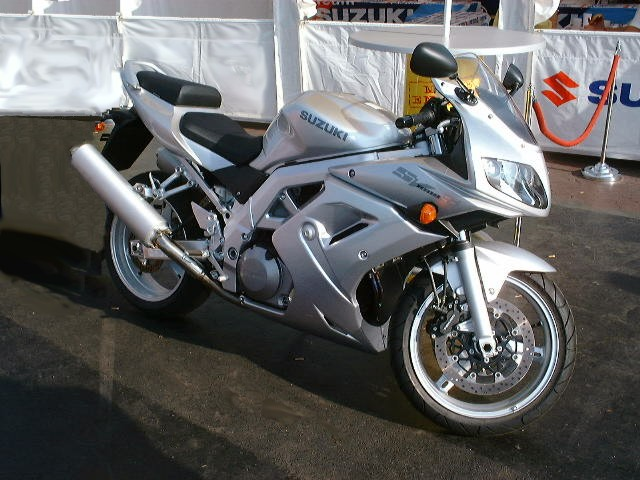 Suzuki Svs Fairings